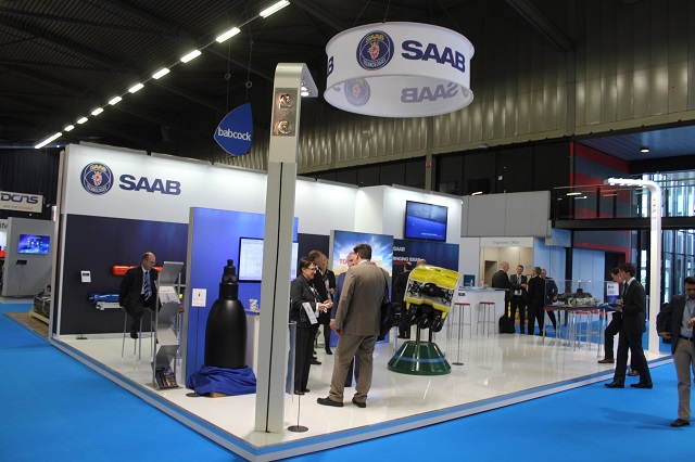 At the UDT 2015 Undersea Defence Technology exhibition and conference defence and security company Saab announced it has received an order from Modus Seabed Intervention Ltd for delivery of Seaeye Sabertooth Hybrid AUV/ROV. Delivery will take place during the first quarter 2016.
