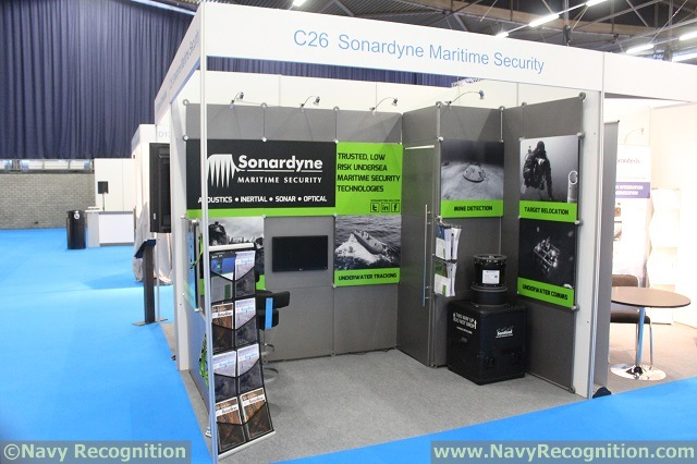 At the UDT 2015 Undersea Defence Technology exhibition and conference currently taking place in the maritime city of Rotterdam, Netherlands, Sonardyne showcases its Sentinel system. Sentinel IDS® is the worlds biggest selling underwater diver detection sonar. Since its launch it has rapidly gained acceptance across the entire market spectrum protecting Ports and Harbours, Naval Platforms, Commercial Vessels, Megayachts, Critical Infrastructure and VIP Assets.