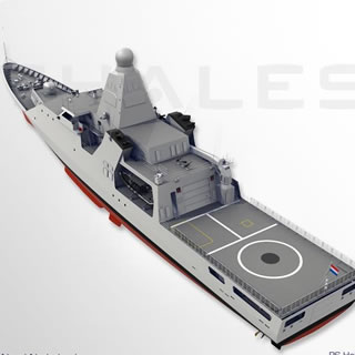olland class Offshore Patrol Vessel (OPV) - Royal Netherlands Navy