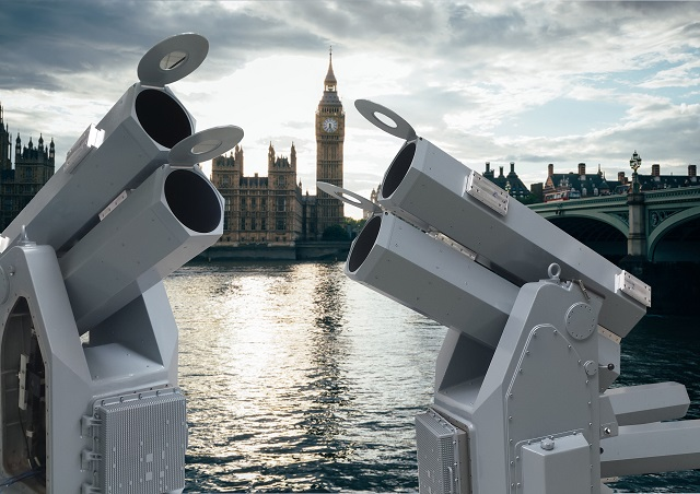 The Defence & Security Equipment International (DSEI) opens its gates to the international defence community in London every two years. Rheinmetall will once again be represented at the DSEI between 15th and 18th September 2015. At its exhibition stand S7-110, the high technology group specialising in Security and Mobility will also showcase its leading role in the field of High Energy Laser (HEL) effectors.