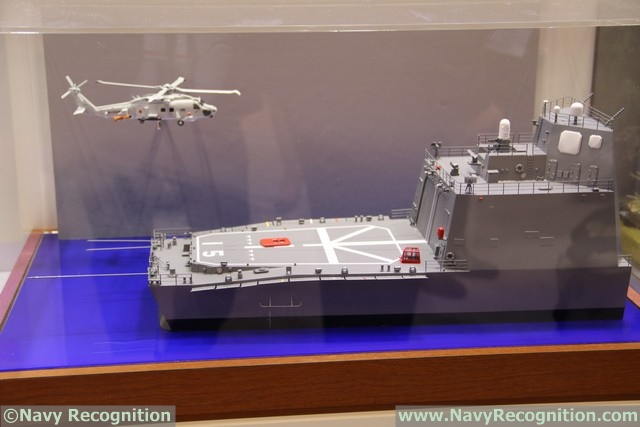 MAST Asia 2017: Mitsubishi Heavy Industries Ship Landing Assist System SLAS