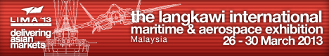 The Langkawi International Maritime and Aerospace Exhibition is the premier destination for aerospace and maritime manufacturers targeting the Asia Pacific growth markets from the defence, enforcement, civil and commercial sectors. For nearly 25 years.