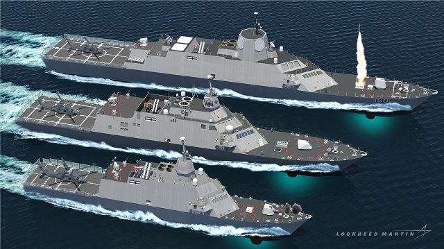 Lockheed Martin's Multi-mission Combat Ship (MCS): Capability to Protect Territorial Waters and to Detect and Defeat Threats Worldwide