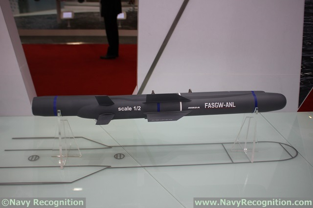 At the Langkawi International Maritime & Aerospace exhibition, LIMA 2015, currently held in Malaysia, MBDA is showcasing its next generation anti-ship missile for maritime helicopters: The Sea Venom / ANL. Intended to replace the existing Sea Skua missile in the UK Royal Navy on board Wildcat helicopters, MBDA is hopeful that other Lynx operators such as the Royal Malaysian Navy sees the benefits in switching to the Sea Venom.