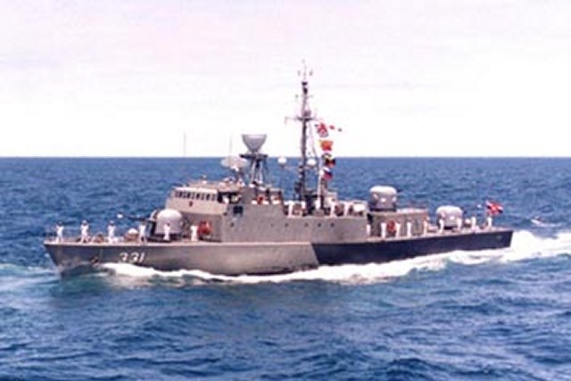 MV400-Class Fast Attack Craft