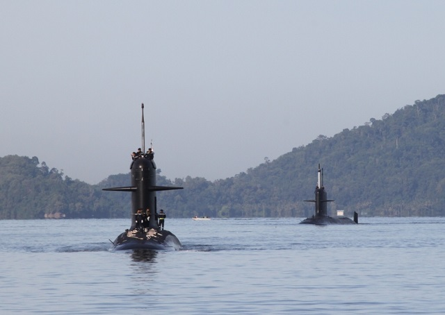 For more than 10 years, DCI-NAVFCO - DCI's naval operational department – has been standing next to the Royal Malaysian Navy (RMN) to support it step by step in the creation of a submarine force ab initio.