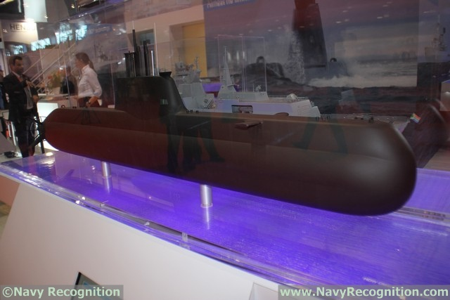 IMDEX Asia 2017: Singapore Navy Procuring 2 more Type 218SG submarines from TKMS