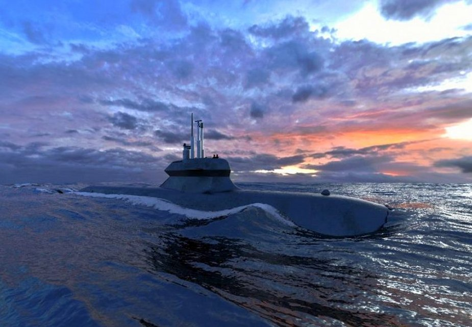 IMDEX 2019 Sweden announces names of new A26 AIP submarines 2