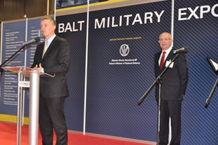 Balt Military Expo 2014 General Information
