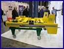 CTM (Centrum Techniki Morskiej - Centre of Maritime Technology), a Polish company member of PGZ Polish Armament Group showcases for the first time an Underwater sensor platform designed for Mine Counter Measures (MCM) operations at Balt Military Expo 2016.