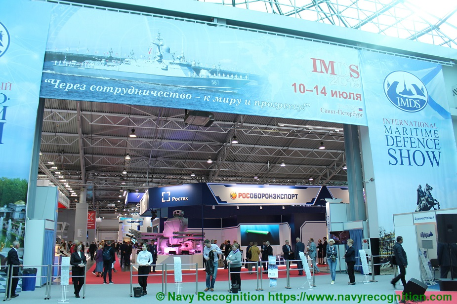 Rosoboronexport ready to discuss transfer of naval technologies