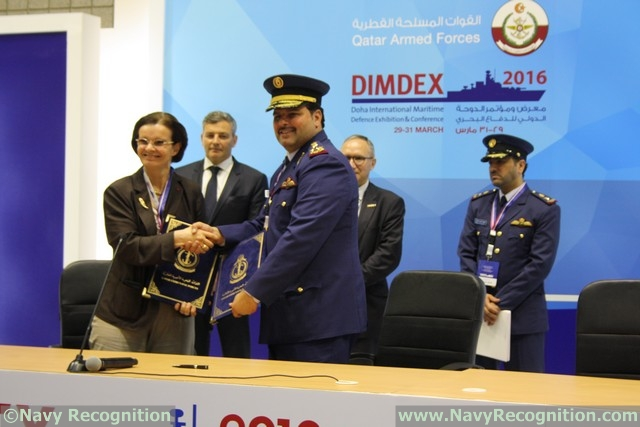 At this year's DIMDEX exhibition, the Qatar Armed Forces have announced a Memorandum of Understanding (MoU) for the selection of the Thales SEARCHMASTER® multirole surveillance radar. The radar will equip their Optionally Piloted Vehicles - Aircraft (OPV-A) and respond to their land and naval surveillance requirements.