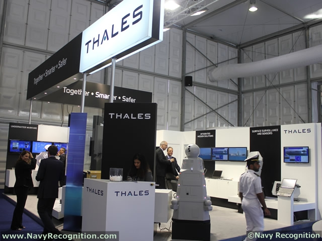 With more than 50 years' experience in delivering systems, equipment and services to naval forces, Thales offers unrivalled and proven expertise to an ever growing customer base around the world. Leveraging an in-depth understanding of evolving naval and maritime environments, Thales contributes to the success of naval missions on all seas. Thales presented several of its naval systems at NAVDEX 2013.
