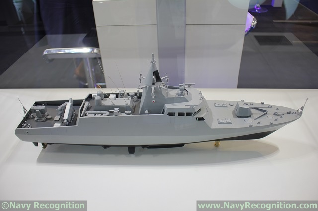 SIGMA 6110 NAVDEX IDEX 2017 Naval Defense Exhibition UAE