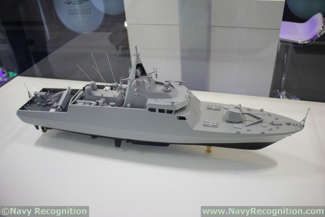 MSI Defence Seahawk Multi Weapon Station MWS 2
