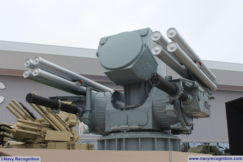 rostec exhibits pantsir me 1st time abroad 925 001