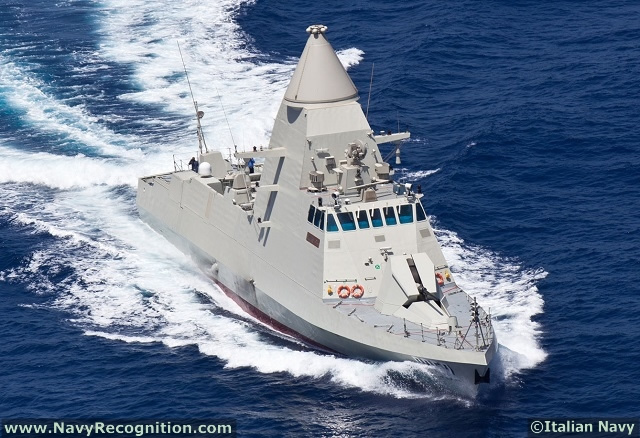 "Designed and built by Italian shipyard Fincantieri, the Ghantoot and Salahah Stealth Patrol Vessels were ordered by the United Arab Emirates in 2010 as part of the ""Falaj 2"" program. The Falaj 2 class inshore patrol vessels feature advanced stealth characteristics to reduce their detectability."