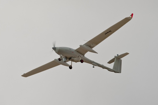 Sagem (Safran group) has successfully completed a series of flight tests of its long endurance surveillance drone, Patroller™.