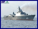 Russia will supply two Gepard-3.9 (NATO reporting name: Gepard-class) frigates to Vietnamese Navy in the third quarter of 2016, as the Director General of the Zelenodolsk Shipyard named after M. Gorky (the manufacturer of Gepard-3.9 frigates), Renat Mistakhov told TASS at the DSA 2016 defense show.