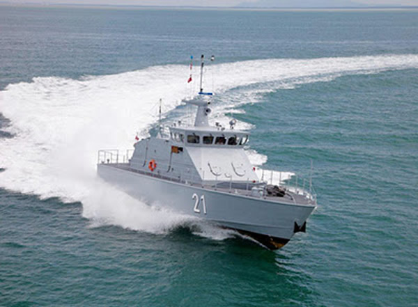 REPUBLIC OF SINGAPORE, - The Royal Brunei Armed Forces reached another significant milestone with the official acceptance of a Fast Interceptor Boat (FIB25-012), named KDB MUSTAED.