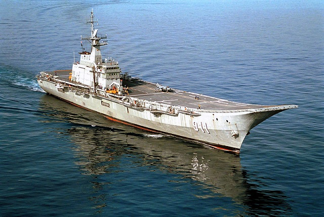 The defence and security company Saab has received an order from the Royal Thai Navy for the upgrading of the command and control system on the aircraft carrier H.T.M.S. Chakri Naruebet. The order amounts to MSEK 180.