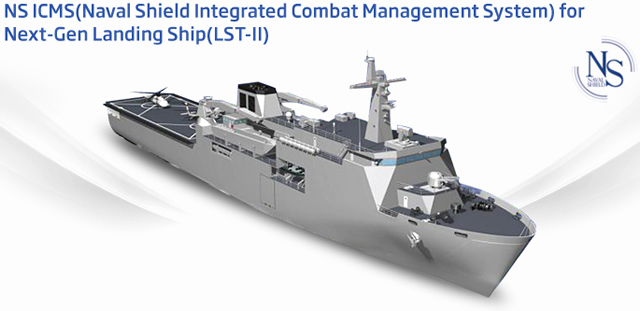 The ROK Navy is procuring Rheinmetall's MASS, the Düsseldorf-based company's state-of-the-art decoy system for frigates, corvettes, minesweepers and patrol boats, for installation on its new Landing Ship, Tank vessels (LST-II). The South Korean Defence Acquisition Programme Administration (DAPA) contracted with Samsung-Thales Co. Ltd. of Seoul to equip the ships. The basis for this is a license agreement between Rheinmetall and Samsung-Thales. Total order volume comes to around €7 million.