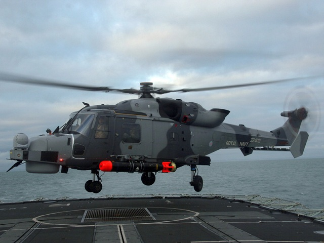 The successor to the trusty Lynx, which has served the Navy and the Army admirably since the 1970s, will spend the next month flying on and off HMS Iron Duke in the English Channel as part of its most extensive trials yet.