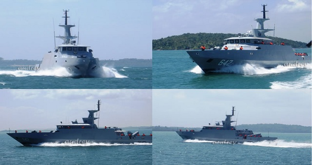 The Indonesian Navy plans to acquire 24 guided-missile fast boats to be deployed in shallow waters in the western part of the country, a top Navy officer said on Wednesday. Assistant for planning to the Navy chief of staff, Rear Adm. Sumartono, said the Navy had confirmed the order for the 24 patrol boats.