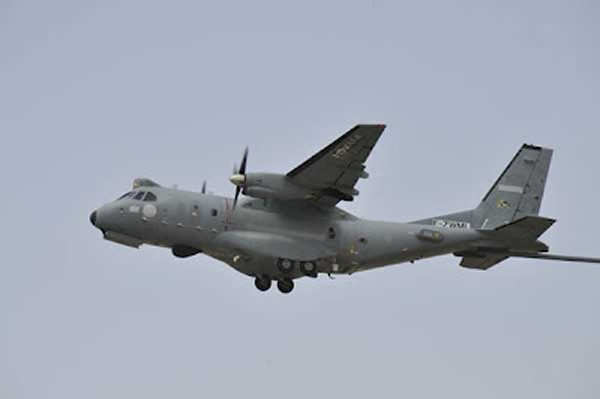 Thales has completed delivery of initial standard maritime patrol aircraft under the Meltem II programme for Turkey, with four aircraft entering service between February and June 2012.
