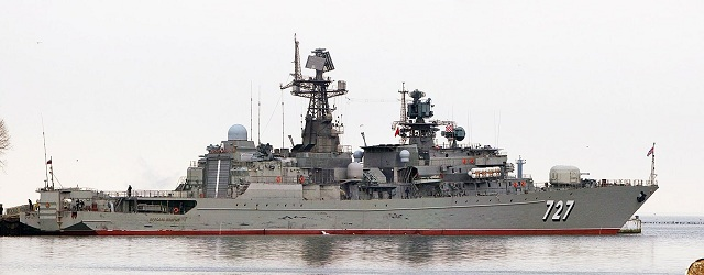 Russia's Yaroslav Mudry frigate will join the FRUKUS international naval drills that will kick off in the Baltic Sea on Sunday, a Russian Defense Ministry spokesman said. The annual naval drills, which traditionally involve France, Russia, Britain and the United States, practice interoperability for future joint operations.
