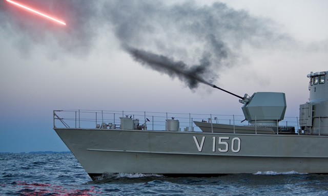 "BAE Systems has been awarded a contract to produce and deliver five Bofors 40 Mk4 Naval Guns for the Brazilian Navy's 500T ""Macae"" Class Patrol Vessels. The 40 Mk4 gun is the latest naval version of the successful Bofors 40mm Gun that is used by many Navies and Coast Guards around the world."