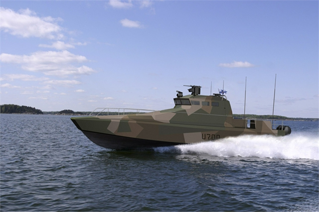 Finland's Ministry of Defense announced on October 15, 2012 it selected Marine Alutech Oy Ab shipyard for the delivery of 12 U700 amphibious assault craft (with an option for a possible order of additional units) in a contract worth around 34 million euros. The ships will be delivered in the years 2014-2016. Marine Alutech shipyard is a longtime contractor for the Ministry of Defence of Finland for construction of high-speed motor boats and small boats watercraft..