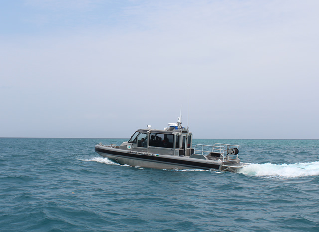 The U.S. Department of State has provided the Djiboutian navy with two high-speed aluminum coastal security boats to strengthen Djibouti's maritime security capabilities to protect its borders and combat piracy, smuggling and terrorist threats.