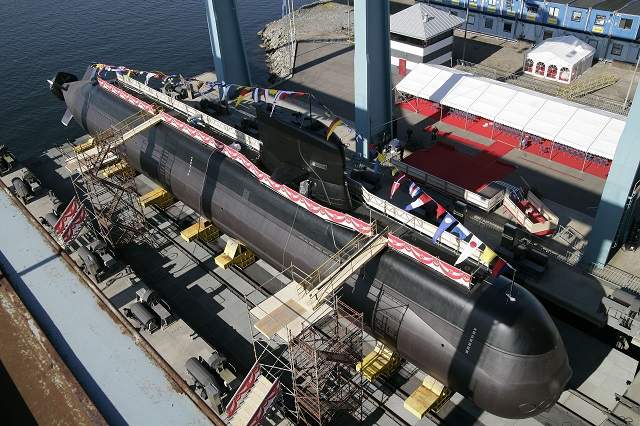 The Republic of Singapore Ministry of Defence has signed a contract with ThyssenKrupp Marine System GmBH to acquire two new Type 218SG submarines. The contract includes a logistics package and a crew training arrangement in Germany. The two submarines are projected for delivery from 2020.