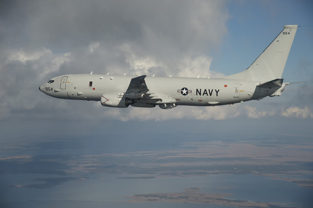 On the heels of the P-8A Poseidon squadron's inaugural deployment, the U.S. Navy Maritime Patrol and Reconnaissance Aircraft Program Office (PMA-290) recently announced it entered the full-rate production (FRP) phase of its development.