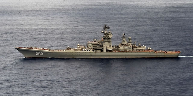 It became known in February that 3K-22 will be installed on yet another heavy nuclear missile cruiser - Petr Veliky of project 1144 which is scheduled to undergo maintenance in the middle or end of 2019.
