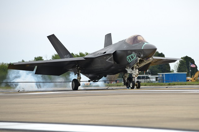 The U.S. Department of the Navy, after carefully weighing the strategic, operational, and environmental consequences of the proposed action, has decided to base the F-35C aircraft at Naval Air Station (NAS) Lemoore, California. This will be accomplished by implementing Alternative 2 of the Final Environmental Impact Statement (EIS) for U.S. Navy F-35C West Coast Homebasing.