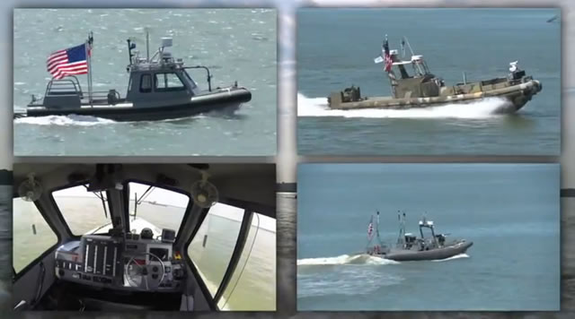 "As autonomy and unmanned systems grow in importance for naval operations, officials at the Office of Naval Research (ONR) announced today a technological breakthrough that will allow any unmanned surface vehicle (USV) to not only protect Navy ships, but also, for the first time, autonomously ""swarm"" offensively on hostile vessels."