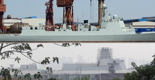 China May Have Started Construction of Next Generation Destroyer