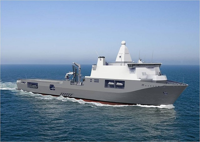Thales and DamenSchelde Naval Shipbuidlinghavesigned a contract for the delivery and installation of a SCOUT Mk3 naval surveillance radar. The radar system is to be installed on the Karel Doorman Joint Support Ship commissioned by the Netherlands' Defence Materiel Organization that is currently under construction by DamenSchelde Naval Shipbuilding.