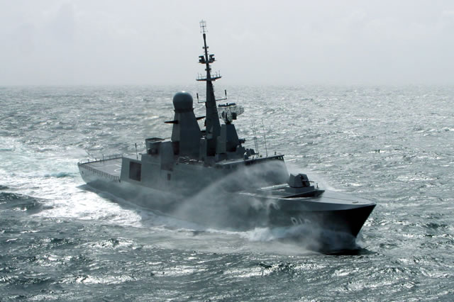 According to French financial newspaper La Tribune Salman bin Abdulaziz Al Saud, Crown Prince of Saudi Arabia, could sign a letter of intent (LOI) with the French Government for 6 FREMMs during his visit in Paris in early September. French Navy's FREMM multi-mission frigates are designed and built by DCNS. Five hulls have already been launched, with three Frigates delivered to the French Navy and one to the Royal Moroccan Navy.