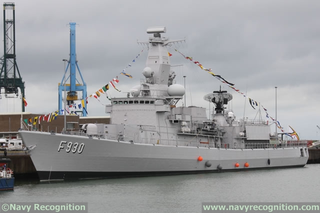 Five systems will be installed on board Portuguese ships: two M-class frigates (Bartolomeu Dias and Dom Francisco de Almeida) and 3 Vasco da Gama class frigates. Three systems will be fitted to the Royal Netherlands Navy's (RNlN) M frigates and the landing platform dock HNLMS Rotterdam. The two M-class frigates of the Belgian Navy (Leopold I and Louise-Marie) will also be upgraded.