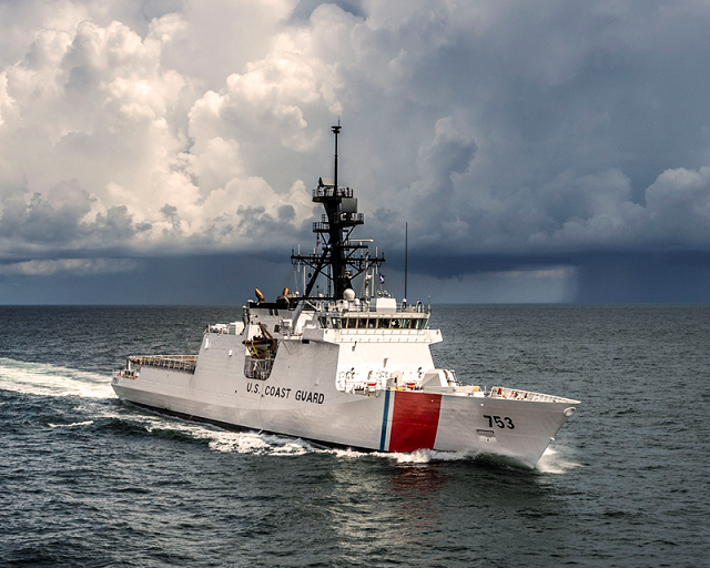 Huntington Ingalls Industries' Ingalls Shipbuilding division has officially started fabrication on the U.S. Coast Guard's seventh National Security Cutter (NSC), Kimball (WMSL 756).