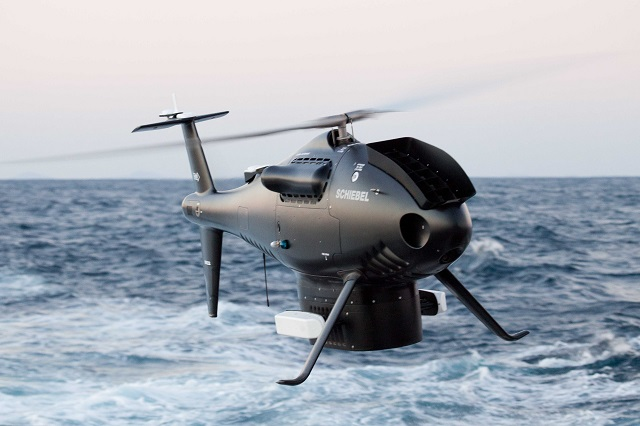 Schiebel ´s dedication to the maritime domain and its ability to respond to the evolving unmanned systems requirements lead to a series of trials for the Brazilian Navy from 2nd to 5th June near San Pedro, Brazil, from the Brazilian Amazonas Class Ship APA.