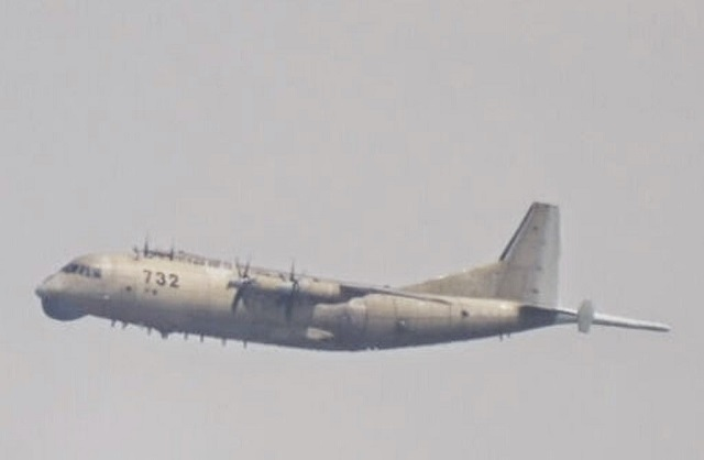 A new picture recently surfaced from China showing the People's Liberation Army Navy (PLAN) added a second Y-8FQ aircraft to conduct flight test and eventually qualify the new type of Maritime Patrol Aircraft (MPA). The Anti-Submarine Warfare (ASW) variant of Y-8, the Y-8FQ Cub (also known as GX-6 for High New 6) first surfaced on the Chinese internet in November 2011 as we reported at the time.