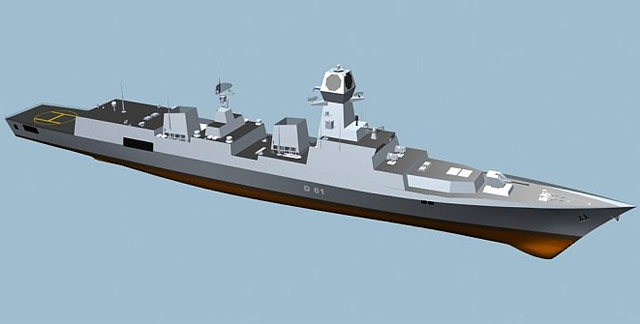 "The second of a total of four 125 class frigates for the German Navy is to be christened ""Nordrhein-Westfalen"" today at the Hamburg site of ThyssenKrupp Marine Systems. Following the christening of the first frigate ""Baden-Württemberg"" in December 2013 this is a further important milestone in the shipbuilding program for this frigate class. Hannelore Kraft, Premier of the German state of North Rhine-Westphalia after which the ship is to be named, will perform the christening ceremony."