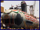 DCI is announcing the signature of a contract with the Indian state shipyard named MDL (Mazagon Docks Limited) to train the first two Indian crew operating SCORPENE type submarines. 100 sailors will be trained by DCI (36 per crew, one spare and some Indian would-be instructors who will train the next crew).