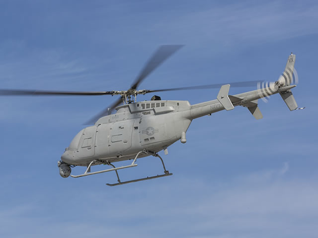 Northrop Grumman Corporation and the U.S. Navy successfully demonstrated endurance capabilities with the MQ-8C Fire Scout unmanned helicopter. On a planned 10+ hour flight and range out to 150 nautical miles flight from Naval Base Ventura County, Point Mugu; the MQ-8C Fire Scout achieved 11 hours with over an hour of fuel in reserve.
