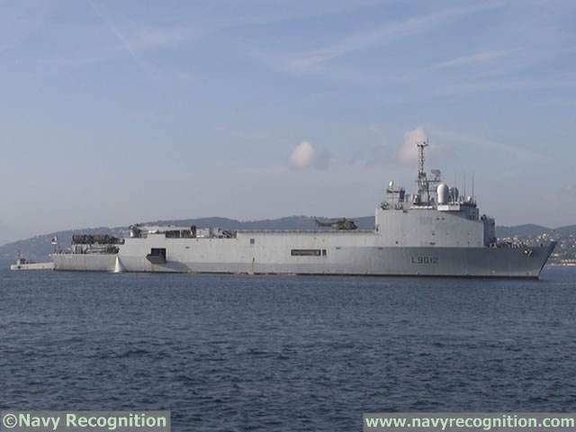 "The Brazilian Navy confirmed on September 9 2015 the purchase of former French Navy Foudre class LPD Siroco. The amphibious vessel will be renamed Bahia with hull number G40 and classified as ""Navio Doca Multipropósito"" or multipurpose amphibious vessel."