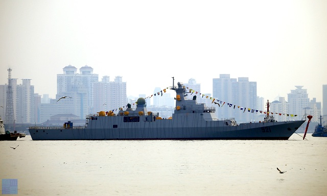 Hudong-Zhonghua Shipbuilding, a wholly owned subsidiary of China State Shipbuilding Corporation (CSSC, the largest shipbuilding group in China) launched the second C82A Corvette on order for the Algerian Navy on February 6 2015. Algeria signed a contract with China Shipbuilding Trading Co (CSTC) for construction of three C82A corvettes in March 2012. The first corvette was launched at the same shipyard located near Shanghai in August last year.